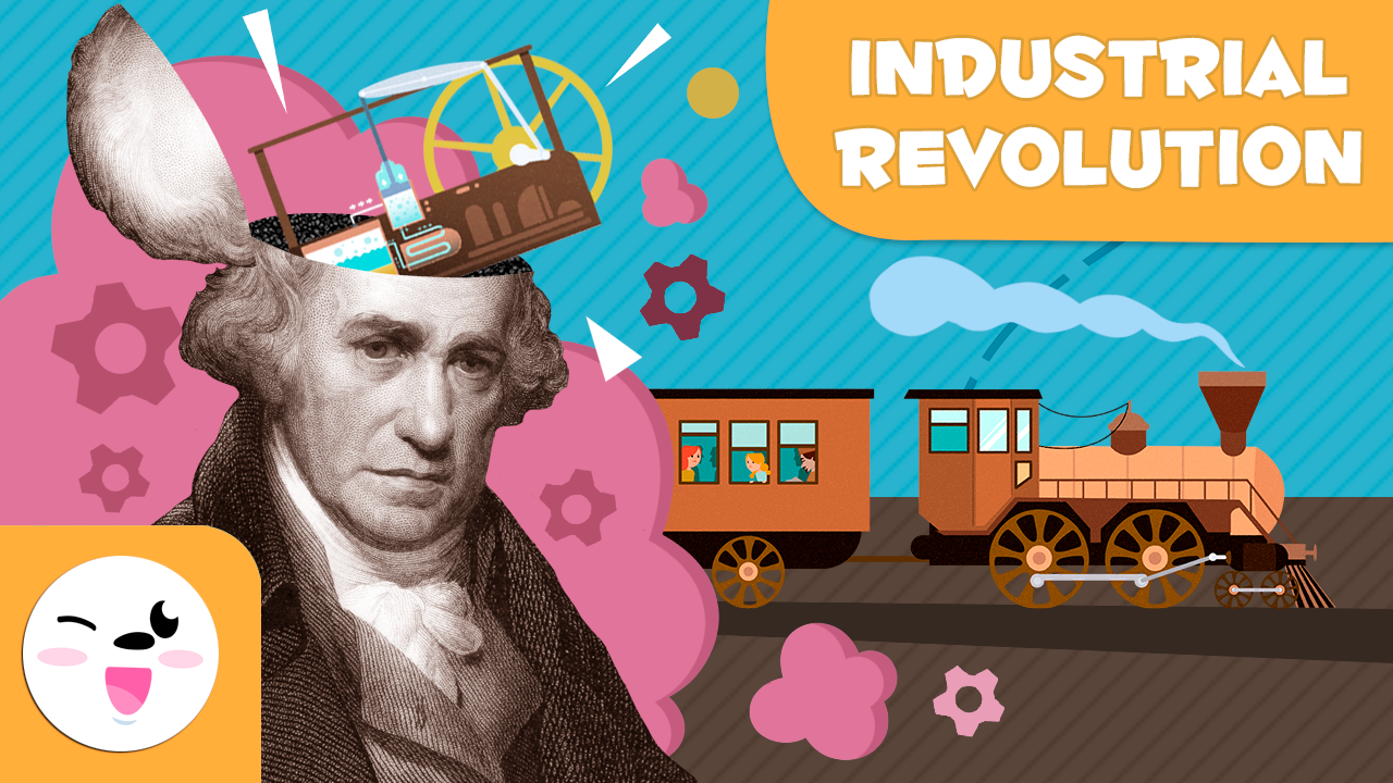 Educational videos about the Industrial Revolution – Smile and Learn