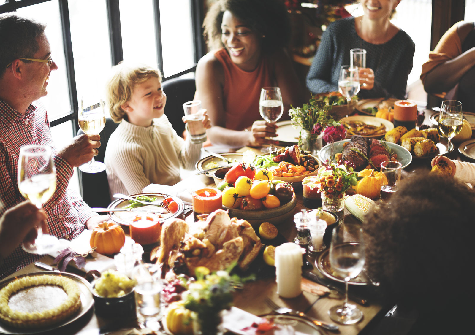 5 Things to do With Children On Thanksgiving