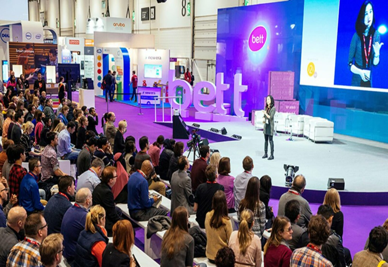 bett 2020 smile and learn