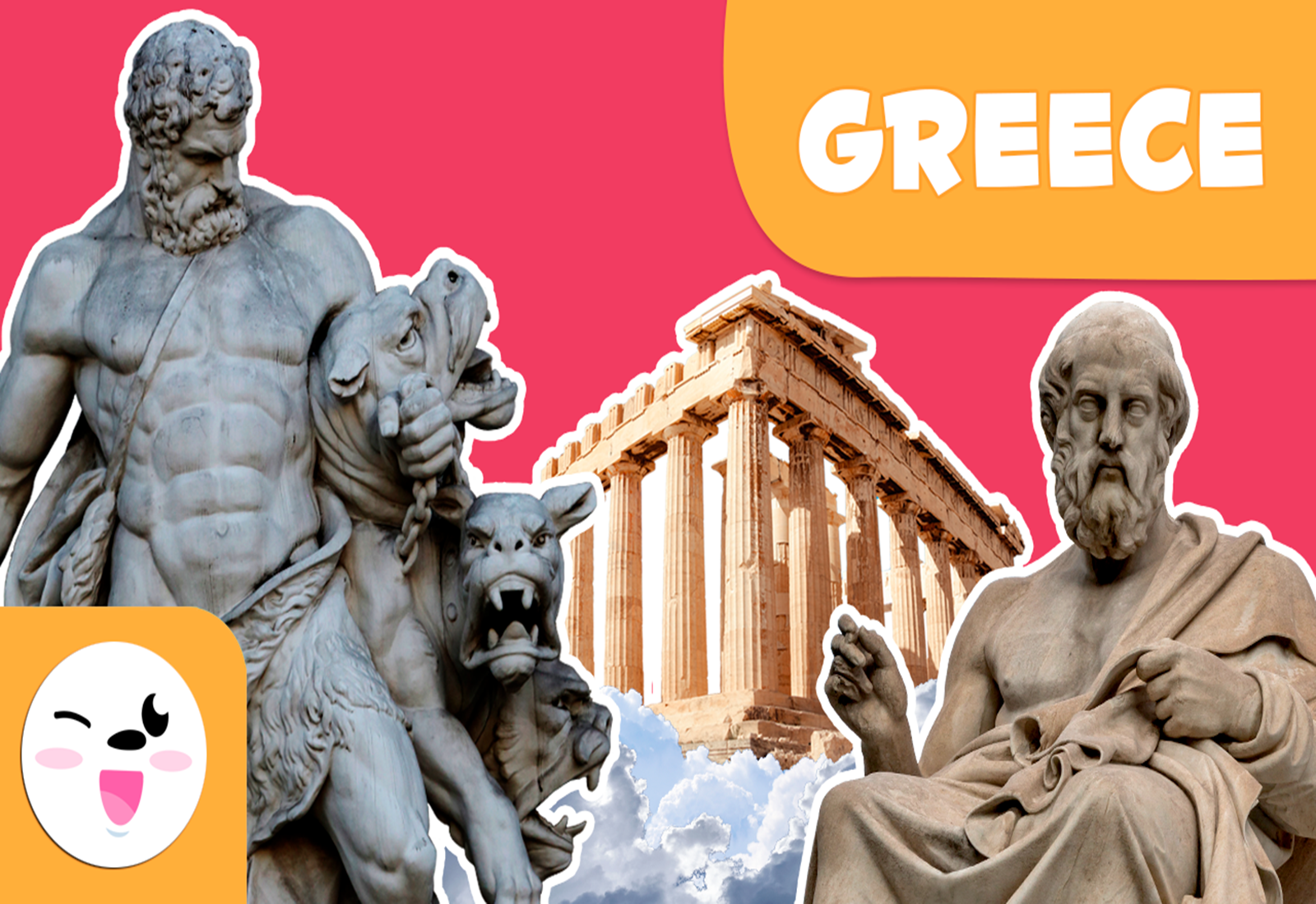 Ancient greece for children