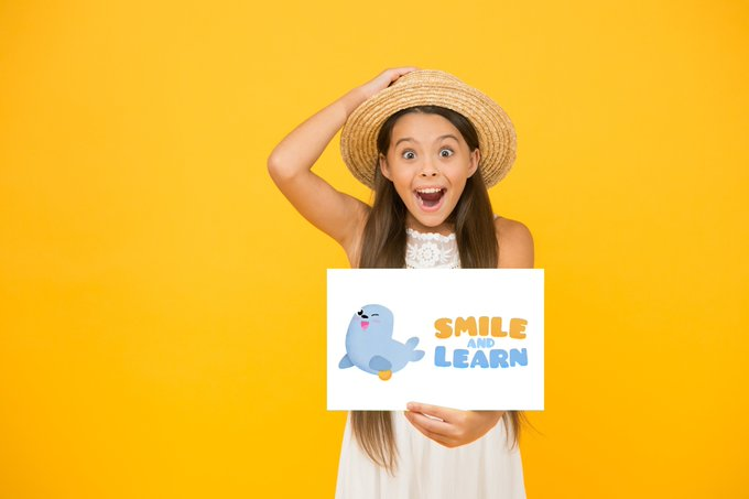 summer recap smile and learn